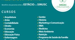 NOVA PARCERIA - Estácio Pós-Graduação/ MBA