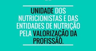 Para avançar é preciso fortalecer as entidades de Nutrição