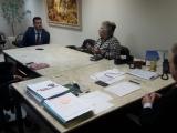 SINUSC em reunião com o Dep. Valmir Comin