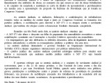 Nota das Centrais Sindicais Sobre a Edição da MP 873